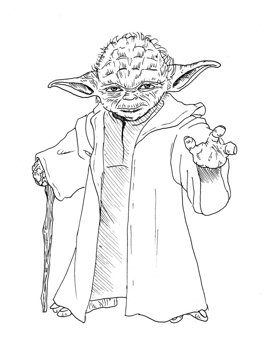 Star Wars 26 Coloriage Star Wars Coloriages Pour Enfants