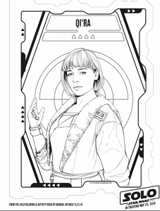 Star Wars : Qi'Ra