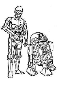 coloriage-star-wars-c6po-c3po-2