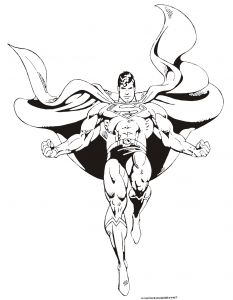 coloriage-superman-9