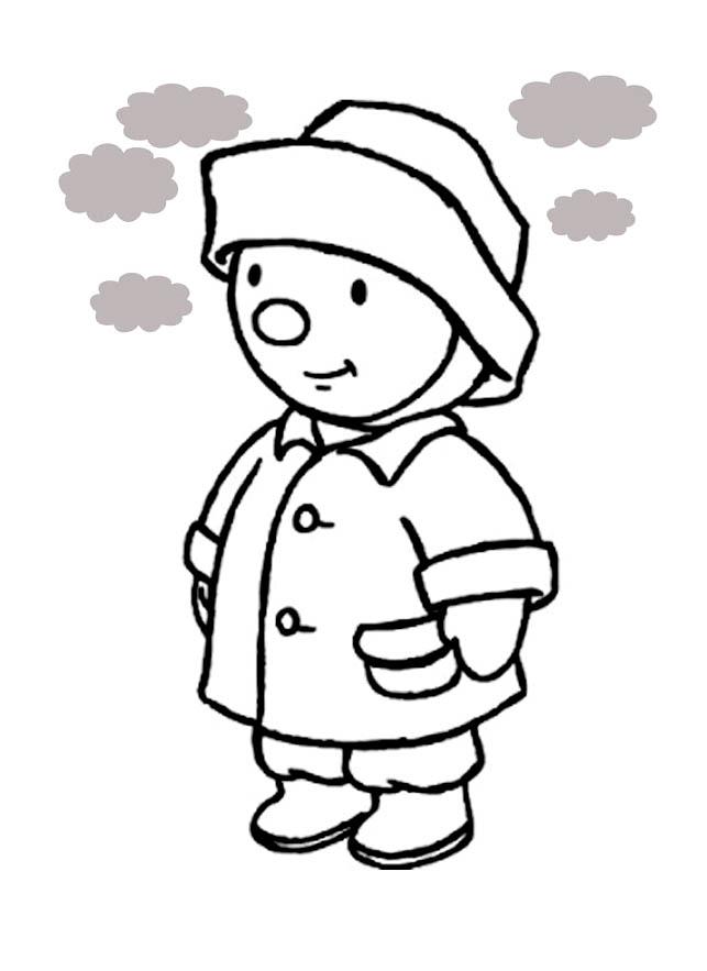 Tchoupi 2 coloriage t 39 choupi coloriages pour enfants - Tchoupi tchoupi ...