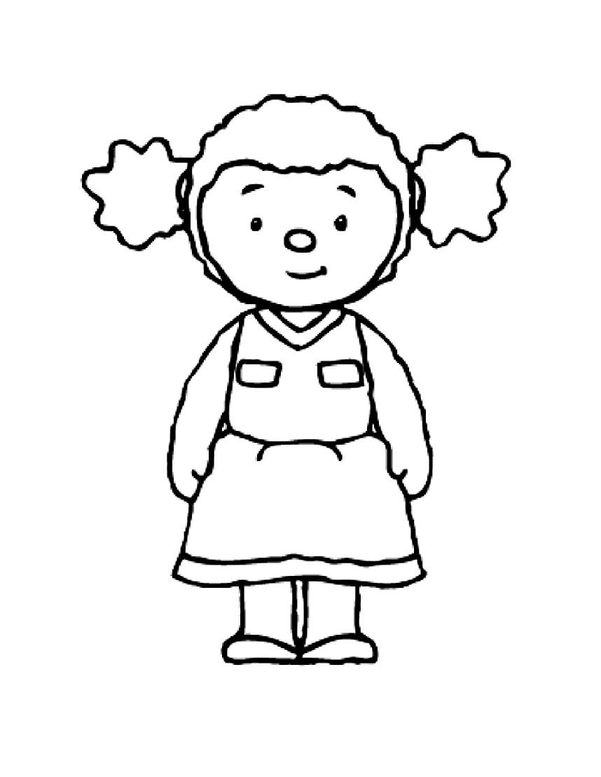 Coloriage Tchoupi Coloriages Pour Enfants