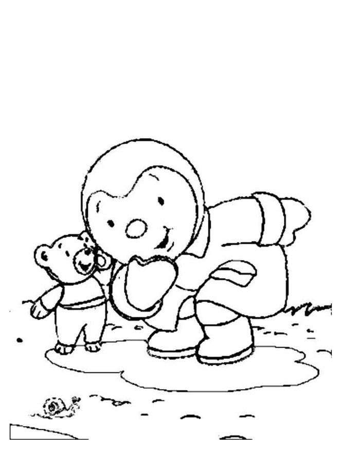 Tchoupi 8 coloriage t 39 choupi coloriages pour enfants - Tchoupi a imprimer ...