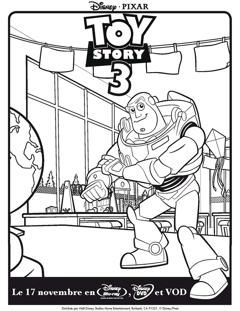 Toy Story 5 Coloriage Toy Story Coloriages Pour Enfants