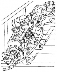 coloriage-toy-story-1 free to print