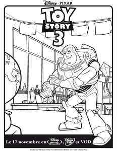 Coloriage toy story 5
