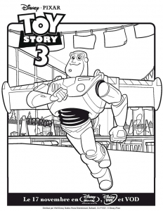 Coloriage toy story 6