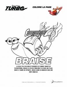coloriage-turbo-braise free to print