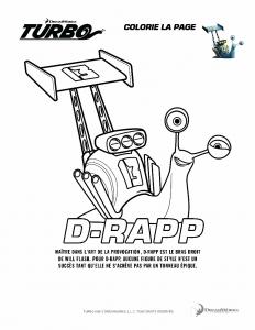 coloriage-turbo-rapp free to print