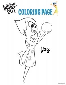 coloriage-vice-versa-la-joie free to print