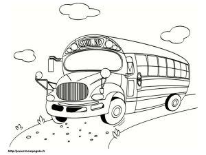 coloriage-voiture-5 free to print