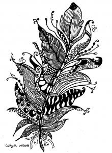 zentangle-a-colorier-par-cathym-14 free to print